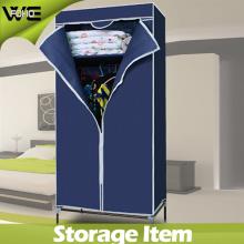 Cabinet de garde-robe pliable bon marché de chambre à coucher de haute qualité Cabinet de garde-robe de haute qualité