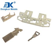 Piezas metálicas de estampación de metal para el hardware