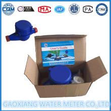 Многоструйный пластиковый водомер