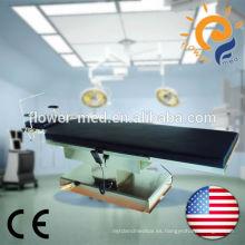 Equipos médicos CE ISO mesa de operaciones de oftalmología