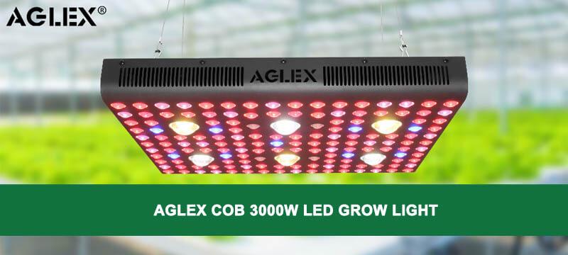 COB 3000W led grow light