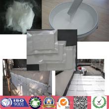 Dioxyde de silicium hydrophobe pour la construction du panneau STP