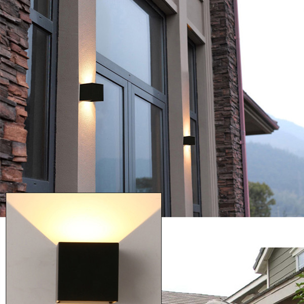 Outside Wall Lights
