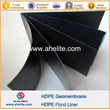 HDPE PVC EVA Ecb LLDPE LDPE Doublure de plombage Geomembrane Liners