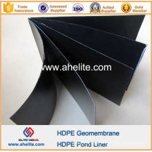 HDPE PVC EVA Ecb LLDPE LDPE Pond Liner Geomembrane Liners