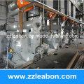 Siemens Motor Horizontal Ring Die Sawdust Wood Chips Straw Wood Pellet Mill