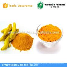 Polvo de curcumina natural; Extracto de raíz de cúrcuma