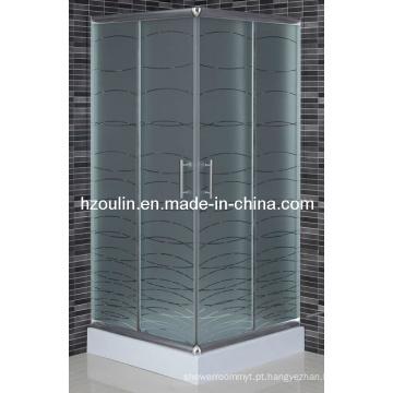 Quarto de banho quadrado (EM-701)