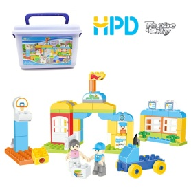 Non-Toxic Building Blocks Toy for Baby