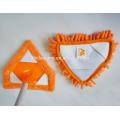 telescopic microfiber flexible ceiling fan duster