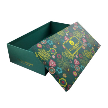 Custom Gift Recycled Foldable Gift Paper Box