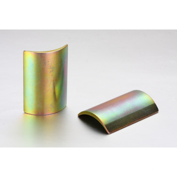 Permanent Motor Magnet 42sh Grade, Arc Segment Magnets