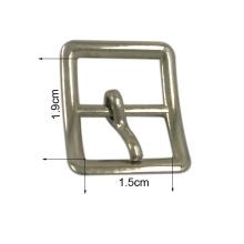 Hebilla de encargo barata al por mayor de la correa del metal