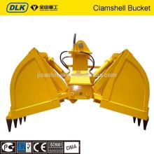 Clamshelleimer Hitachi-Baggerteile China-goldener Lieferant