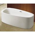 Cupc CE Ellipse Акриловая автономная ванна