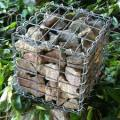 China Pared galvanizada galvanizada de la jaula de acero