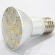 Lámpara de punto E27 de alta potencia SMD LED PAR20 con Saso y Ce