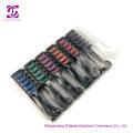 Safe Temporary Bright color Hair Chalk Set