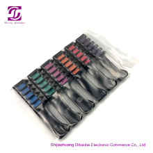 Safe Temporal Brillante color Hair Chalk Set