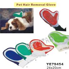 Hangzhou Tianyuan fábrica de productos para mascotas, guante de baño (YE79454)
