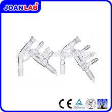 JOAN Cristalería de laboratorio Cabezales de destilación de trayectos cortos Proveedor