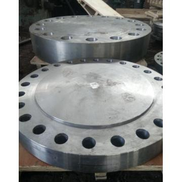 ASME B16.47 Series A forged blind flange