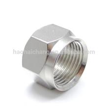Fornecedor chinês personalizado peças de reposição de metal torno automático