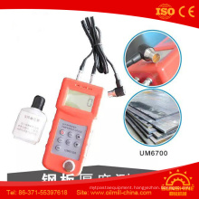 Um6700 Gray Iron Ductile Iron Ceramics Plastic Cast Steel Thickness Meter