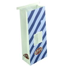hot dog paper bag, bread bag, paper bag for food