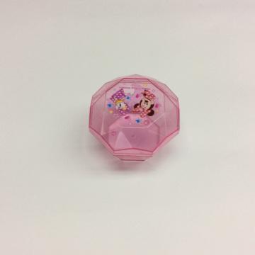 organisateur personnalisé de boîte à bijoux en plastique Disney