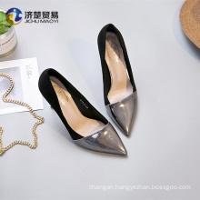 Mirror super high heels shoes 2017 arrivals women wholesale glitter sandal