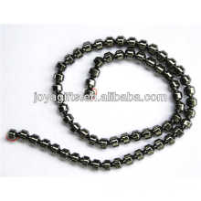 Natural hematite 6MM loose beads for jewelry