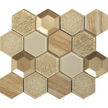 Mosaïques hexagonales