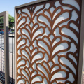 Laser Cut Screens for External Architectural Cladding