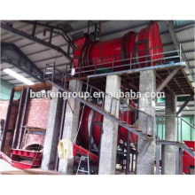 Potential huge market vital Refuse carbonization machine garbage carbonization kiln