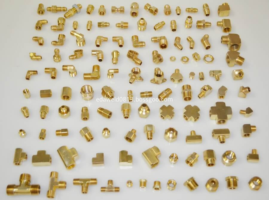 Connector Brass Joint Fittings