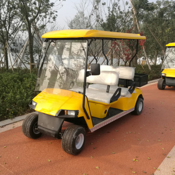 Ezgo tipo 4 posti zona golf cart in vendita