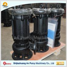 Pompes submersibles dans les applications de pompage des eaux usées et du drainage