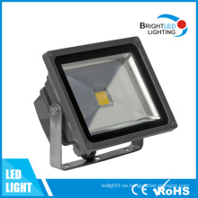 CE, RoHS Outdoor Fitting 50W LED Luz de inundación