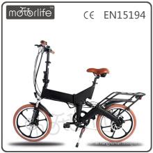 MOTORLIFE / OEM EN15194 20 Zoll israel elektrische Faltrad