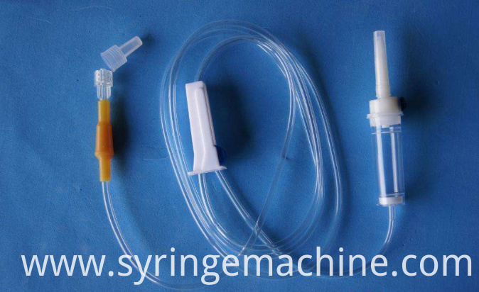 Luer Lock Infusion Sets