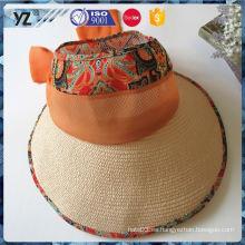 Fábrica diferentes tipos de tapa de visera para mujeres con buen precio