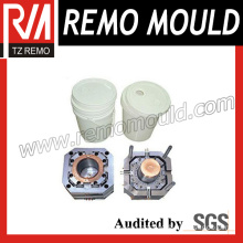 Plastic Injection Painting Bucket Container Mould