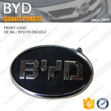 BYD F3 Parts peças do logotipo da frente BYD-F3-3921012