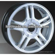 15 inch new fashion chrome sport replica wheels for wir leben autos