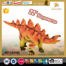 Top sale dinosaur toys 22 inches soft stegosaurus dinosaur for kids