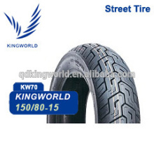 pneu tubeless moto 150/80-15