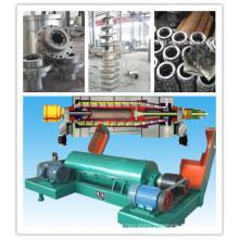 Centrifugador do filtro da água de perfuração, amplamente utilizado na separação de secagem, contínua e líquida