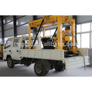 Hydraulic Water Well Truck Drilling Rig For Water Drinking