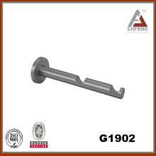 G1902 aluminium double curtain bracket